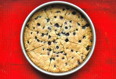 Paleo Blueberry Scones Recipe