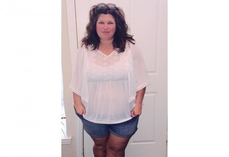 Woman Body Shamed for Wearing Shorts