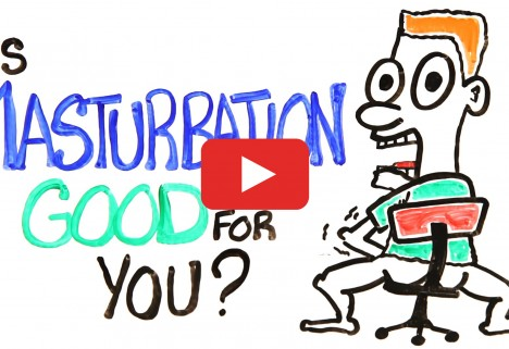 This Entertaining Video Proves Why Masturbation Is (Almost) Always a Good Thing