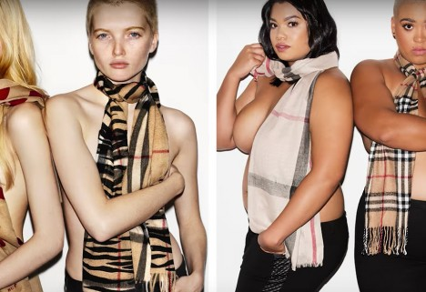 plus-size models remake fashion ads