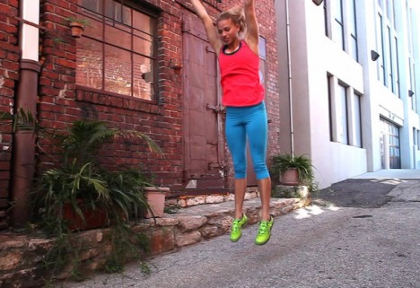 Greatist Workout of the Day: Burpee