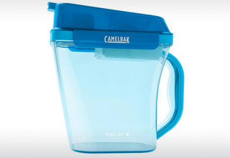 Stuff We Love: Camelbak Relay Water Filtration Pitcher