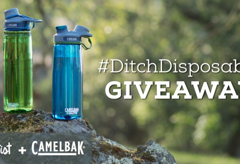 Camelbak Hydration Giveway for a Healthy New Year