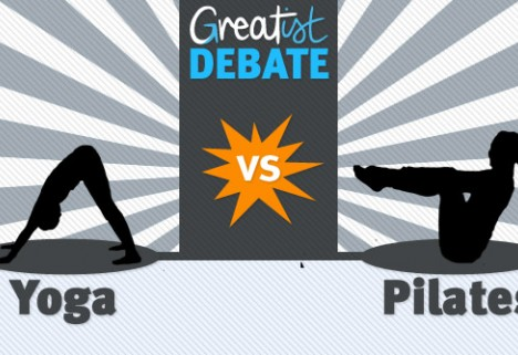 The Greatist Debate: Yoga vs. Pilates