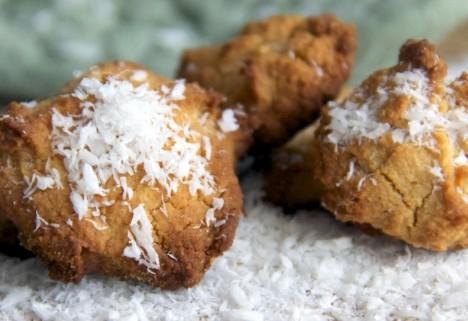 Recipe: Mini Coconut Flour Bites
