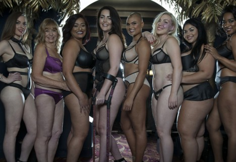 Finally, a Lingerie Ad That Shows What Women Really Look Like in Their Underwear