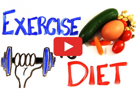 Diet vs. Exercise: Which is Better?