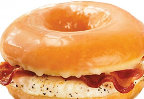 Why Do We Care About A Donut Sandwich?