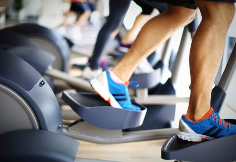 How to Actually Get a Good Workout on the Elliptical Machine