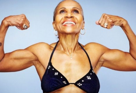 Ernestine Shepherd: Bodybuilder Turns 80