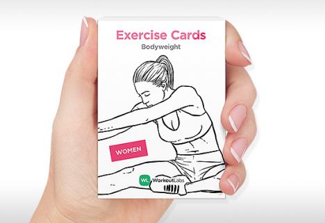 Stuff We Love: WorkoutLabs Exercise Cards