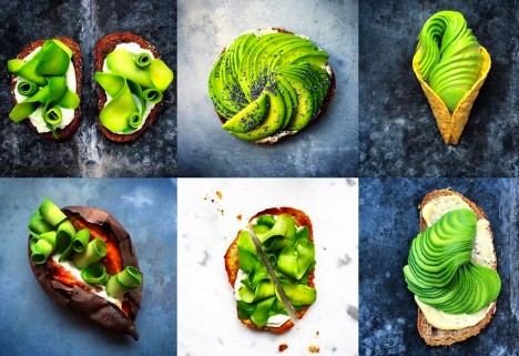 Avocado Toast: Food Deco's Instagram Account