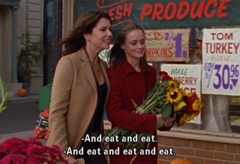 gilmore girls: feature