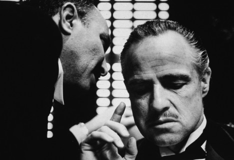 """9 """"Godfather"""" GIFs That Nail Your Friends With Benefits Relationship"""