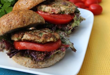 Recipe: Swiss Chard Veggie Burgers