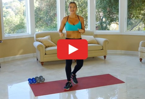 Grokker 30-Minute HIIT Video
