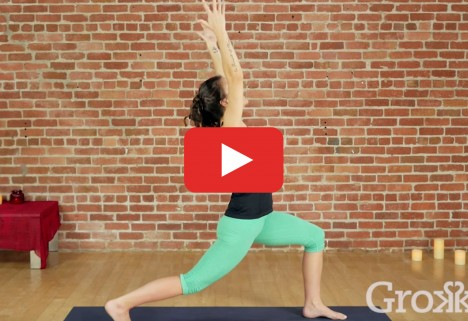 All you need is 30 minutes for this fast-paced flow.
