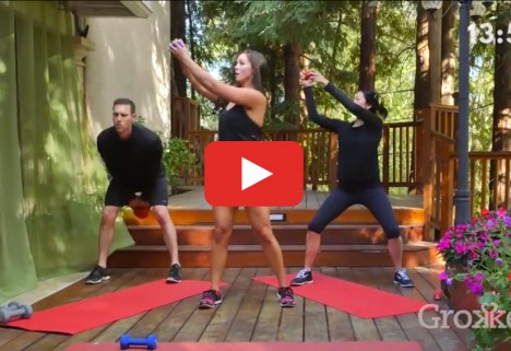 Grokker HIIT Supersets Video Feature