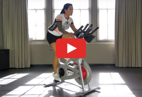 Indoor Cycling Video