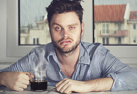 Have a Hangover at Work? Here's What You Should Do.
