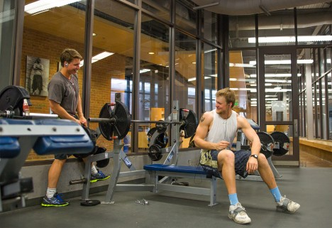 25 Healthiest Colleges in the U.S.