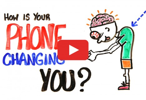 How is your phone changing you asap science
