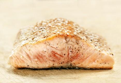 Sesame Salmon Filet
