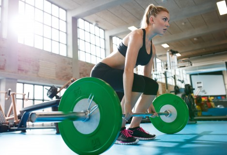 How Weight Lifting Worked When Antidepressants Didn't