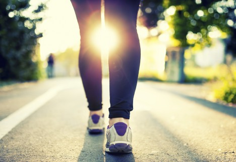 The Surprising Things You See (and Learn) When Walking 10,000 Steps a Day