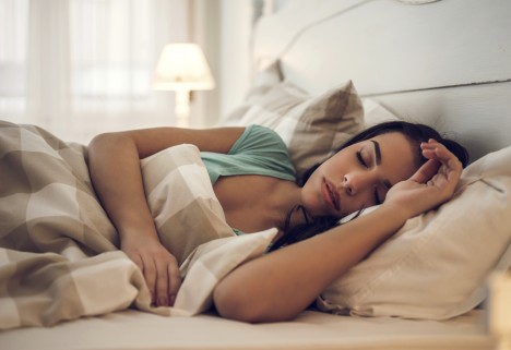 Skin Care Advice: Sleeping in Makeup