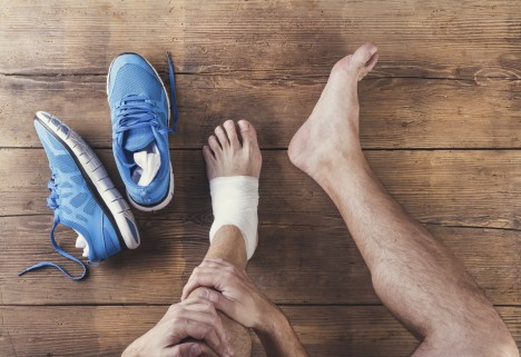 Fitness Tips: How to Stay Positive During an Injury