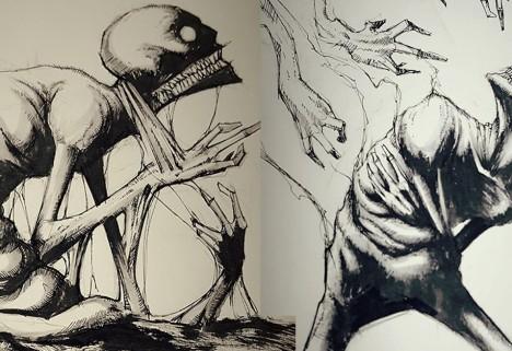 mental illness illustrations