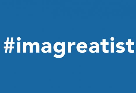 #imagreatist Inspiring People Around the World