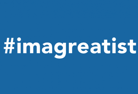 #imagreatist Inspiring People Around the Web