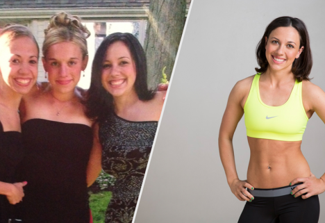 The Body Transformation Story That's Unlike Any Other We've Ever Read