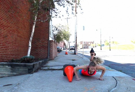 Greatist Workout of the Day: Lateral Burpee
