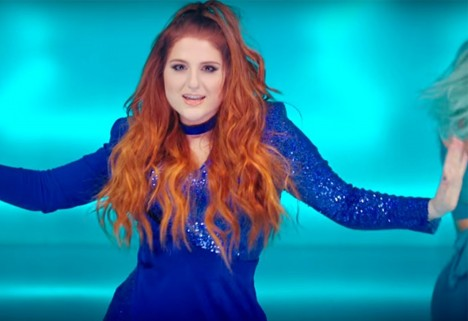 Meghan Trainor Photoshop Controversy
