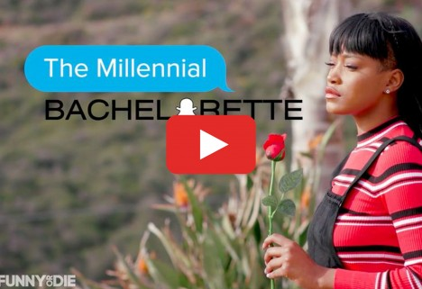 Millenial Bachelorette Spoof Funny or Die