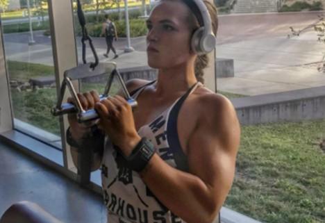 missouri student lifting