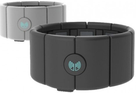 MYO Armband Turns Every Arm Gesture Into a Virtual Command