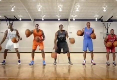 "Carol of the ""Basketballs"" — An NBA Holiday Special"