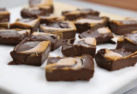 No-Bake Black Bean Brownie Bites