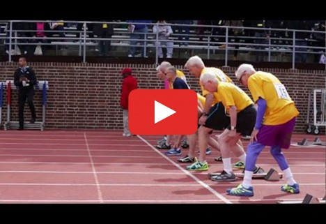Old Runners Penn Relay