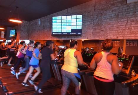 Orangetheory Fitness class