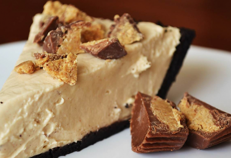 Peanut Butter Yogurt Pie