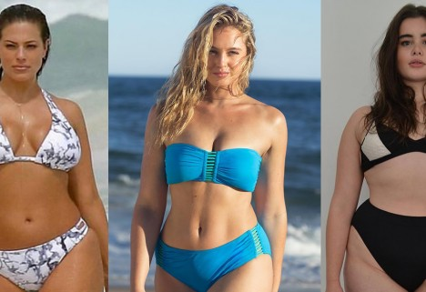 plus-size models