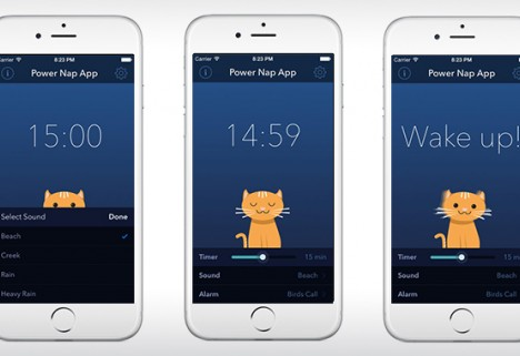 Avoid the Afternoon Slump With This Adorable App