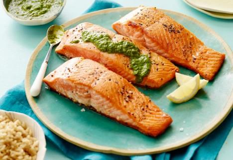 Salmon: Feature