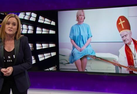 Samantha Bee Slams Catholic Hospitals for Not Following Modern Medicine, Because Religion