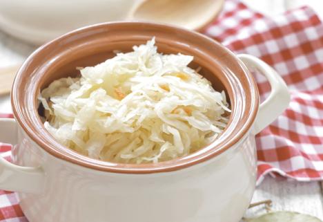 This isn't your grandma's sauerkraut.